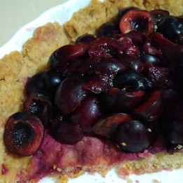cherry pie cut and cropped