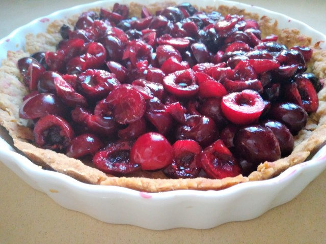 cherry pie horizontal