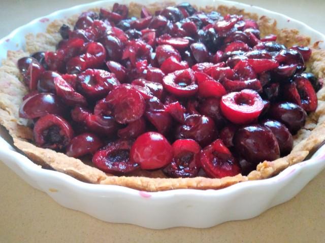 cherry pie horizontal